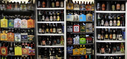 beerwall - PM Expeditions